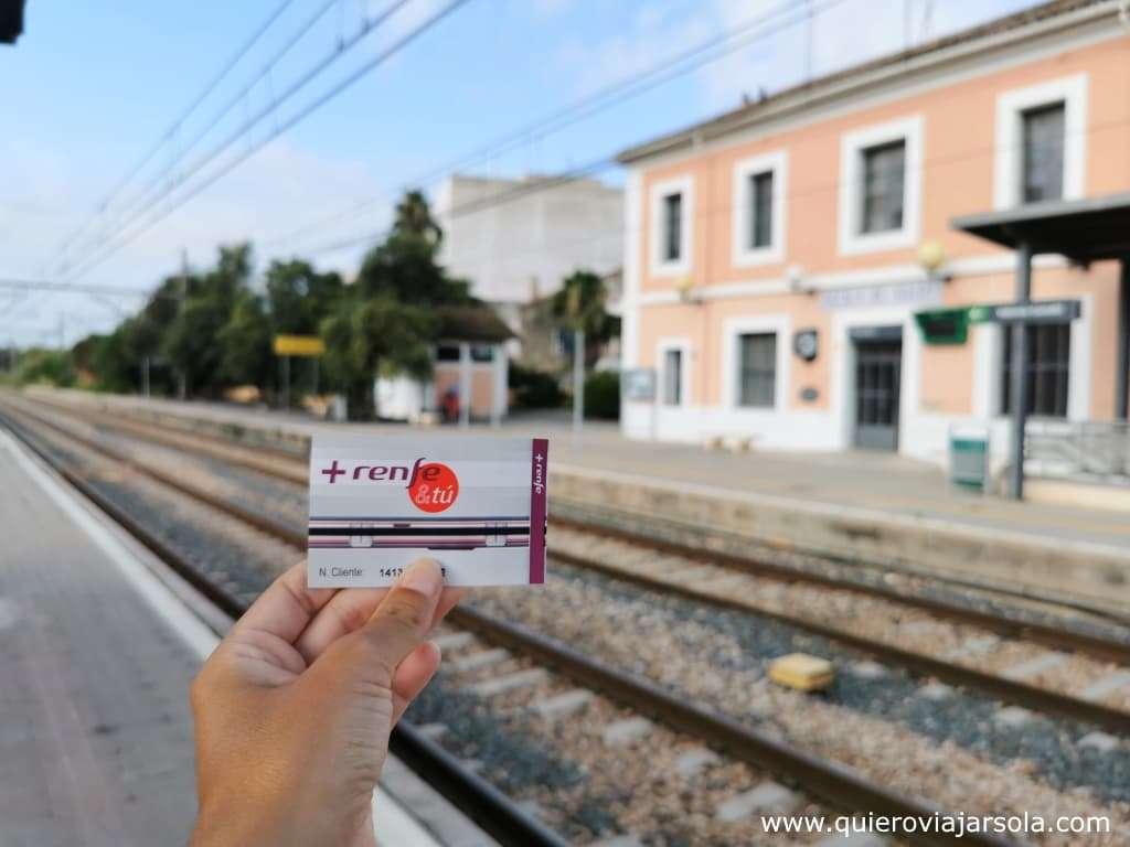 Qué ver en Peñíscola, llegar en tren