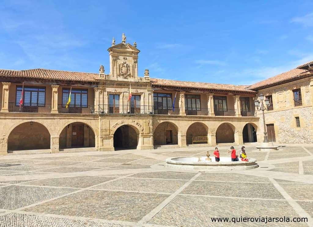 Qué ver en Santo Domingo de la Calzada, ayuntamiento