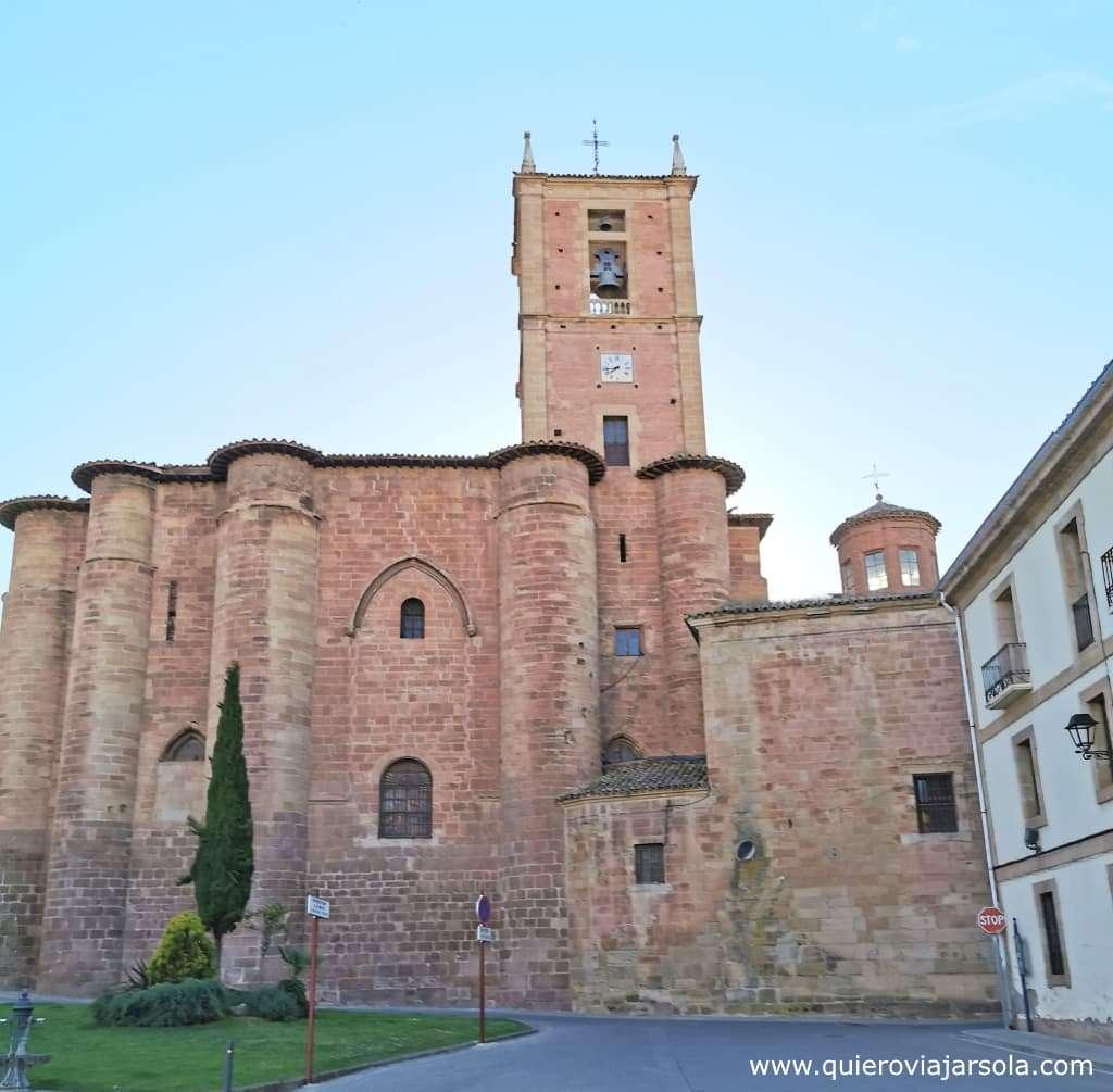 Qué ver en Nájera, Monasterio de Santa María la Real